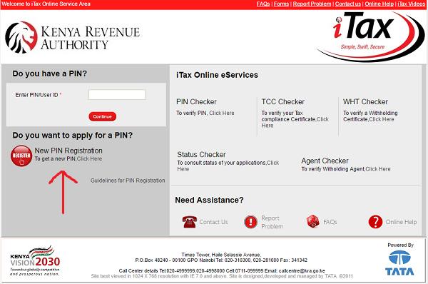 kra registration, kra pin checker, kra pin number download, kra nil returns, non individual kra pin registration, itax returns 2020, kra pin registration procedure, kra portal downloads